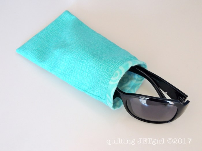 Simple Sunglasses Case - ENJOY!
