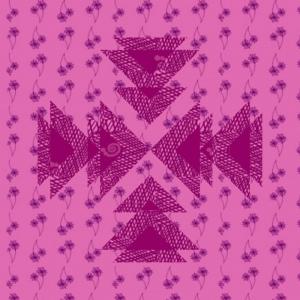 Sarah J: Pinks Rendering