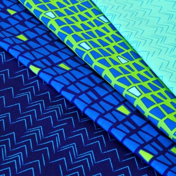 Modern Marks by Christa Watson for Benartex
