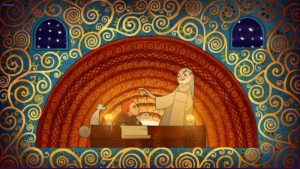 Secret of Kells: Quilting Inspiration