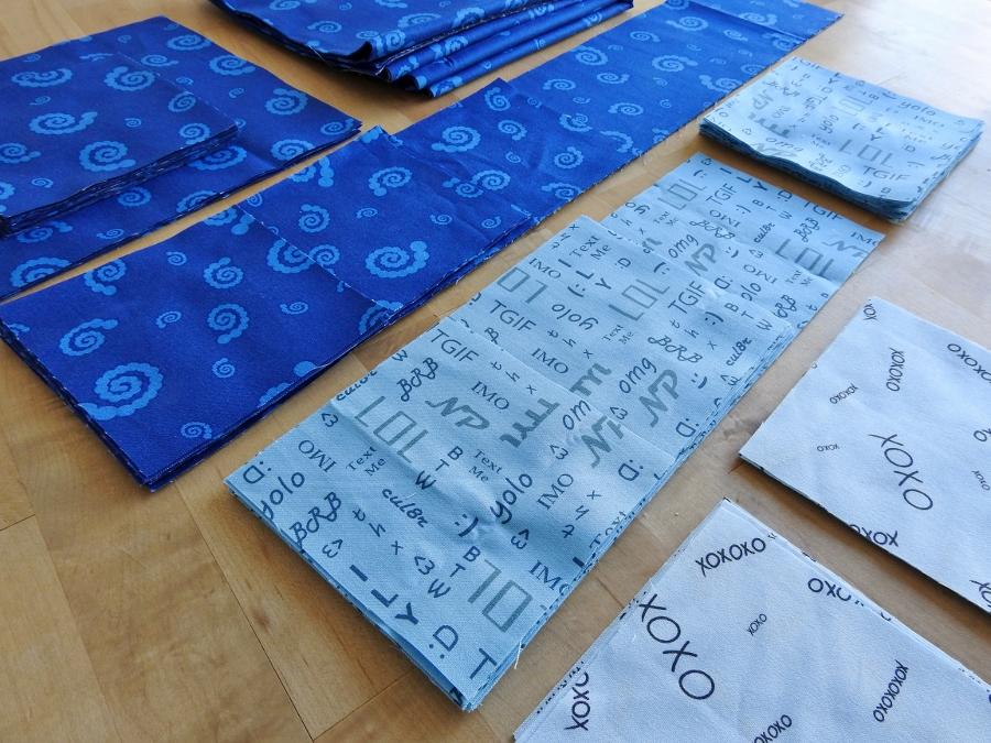Wayward Transparency - Fabric Prep