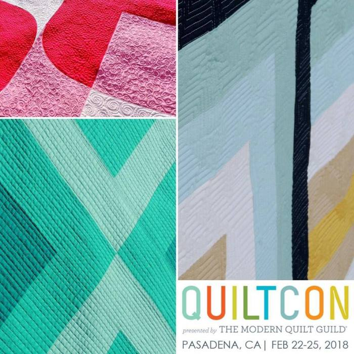 Accepted to QuiltCon