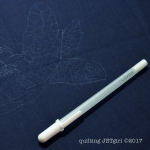 Deep Dive Mini Quilt - Step One