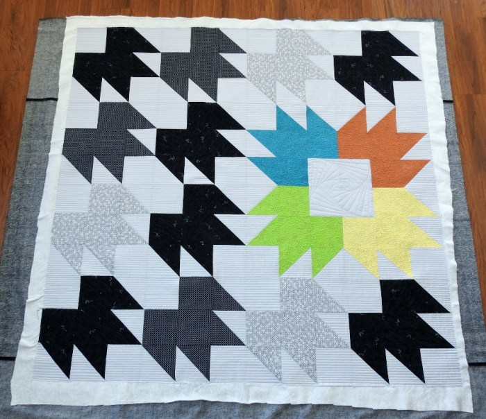 Spiced Chai Quilting for Sally