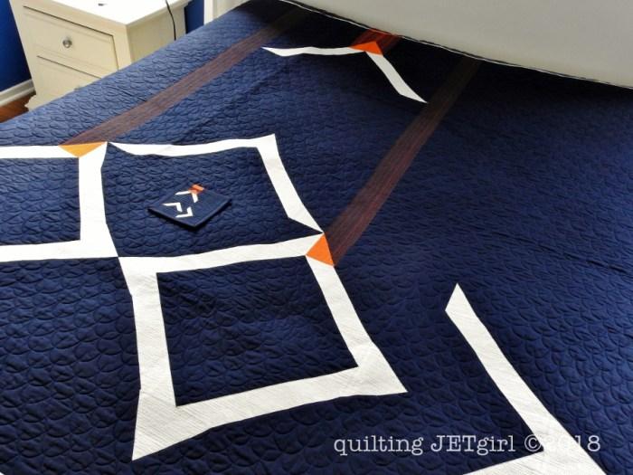 Beacon Mini Mini Quilt with Beacon