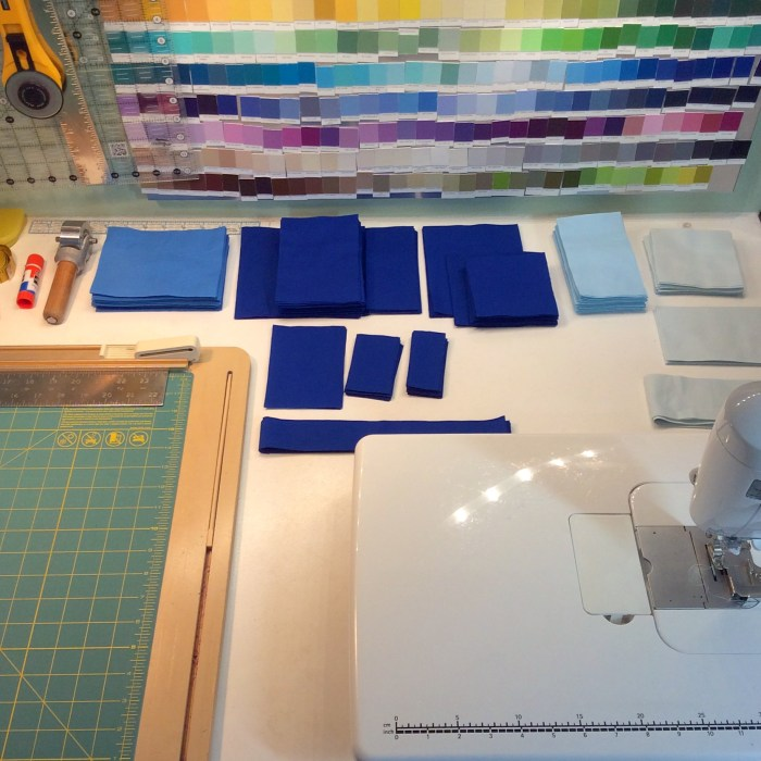 Fabric Prep Complete!