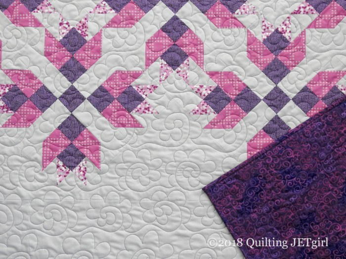 Magnolia Mystery Quilt