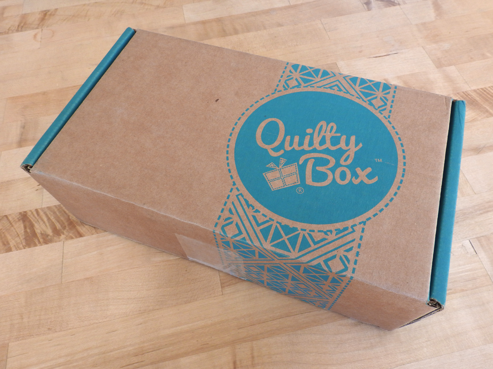 August Quilty Box
