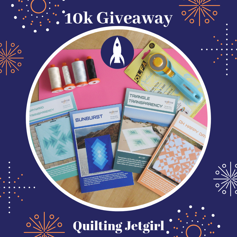 Celebrating 10k with an Instagram Giveaway