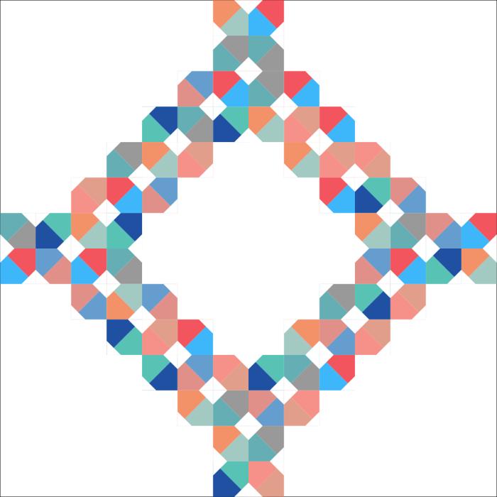 Octangle - Scrappy Mockup