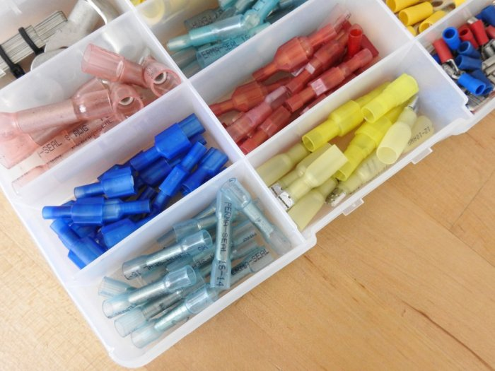 Re-Purposing Aurifil Thread Boxes
