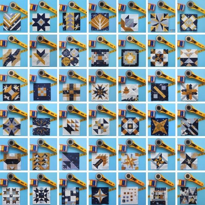 Splendid Sampler II - All 42 Blocks