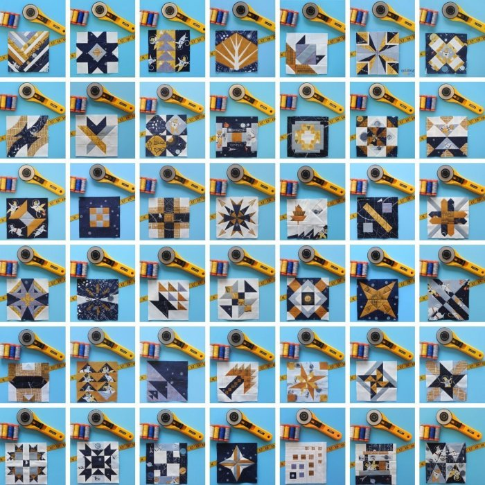 Splendid Sampler II - All 42 Blocks