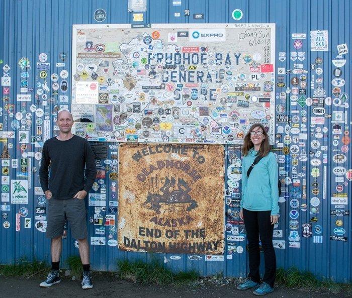 Prudhoe Bay, Alaska