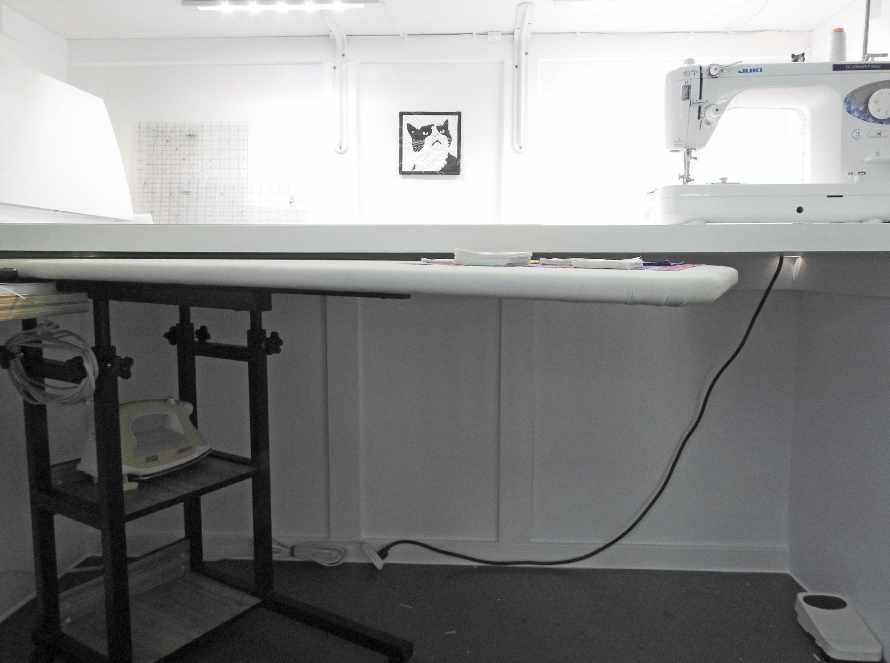 Nesting Ironing Table