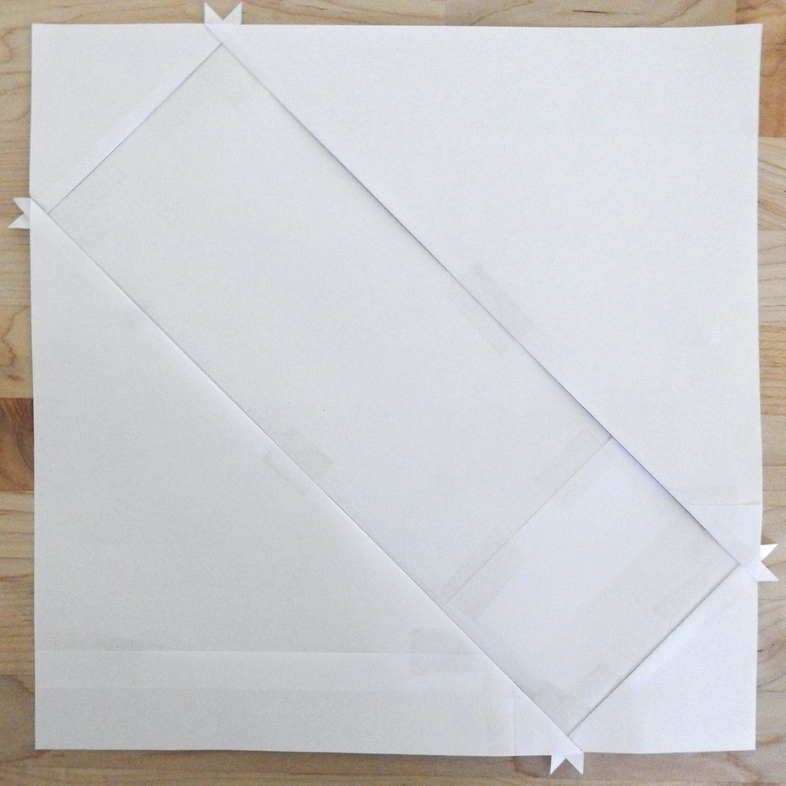 Testing Block Directions with Paper
