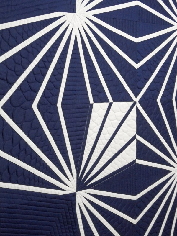 Diffraction - Quilting Detail