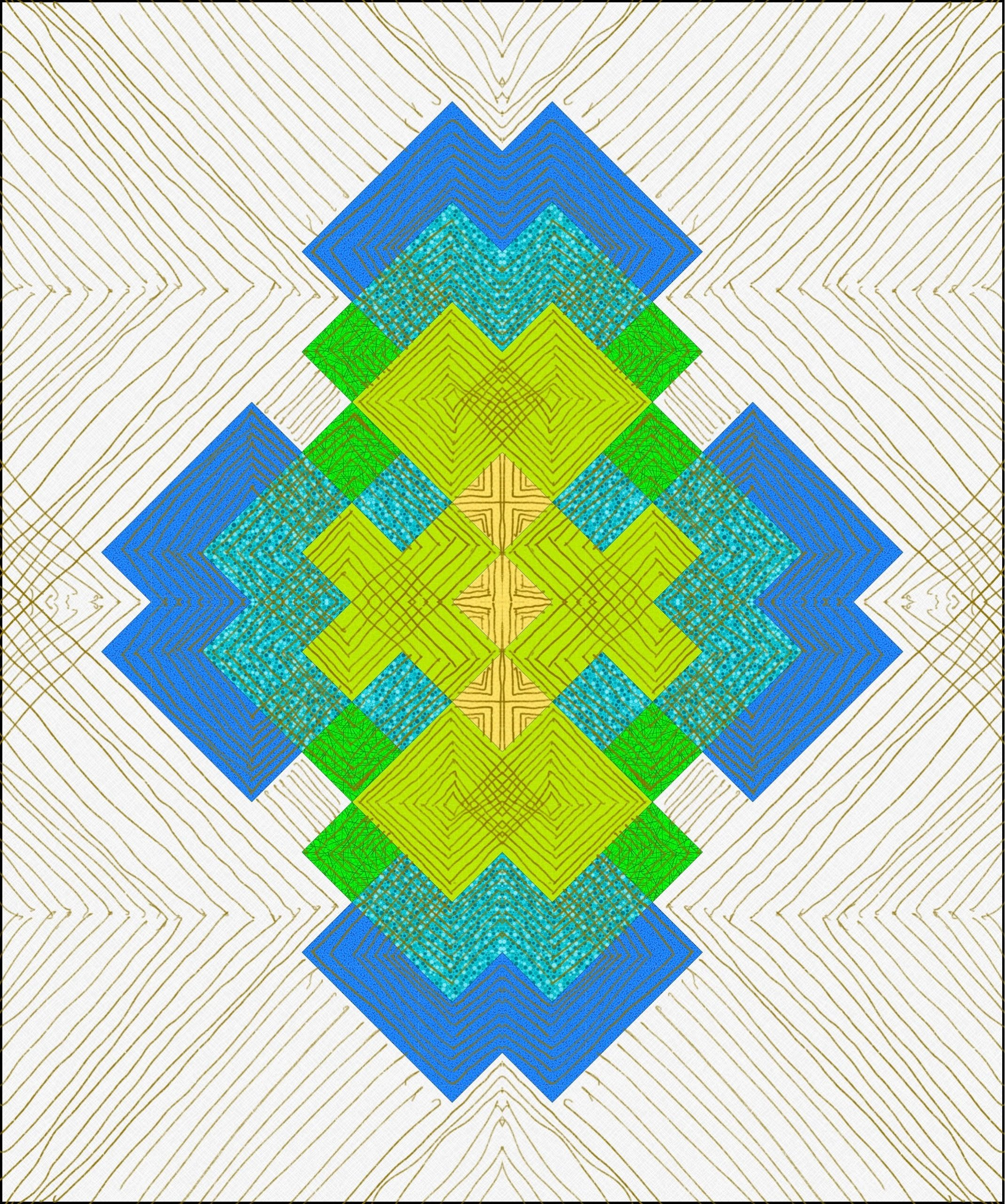 Planview Quilting Plan