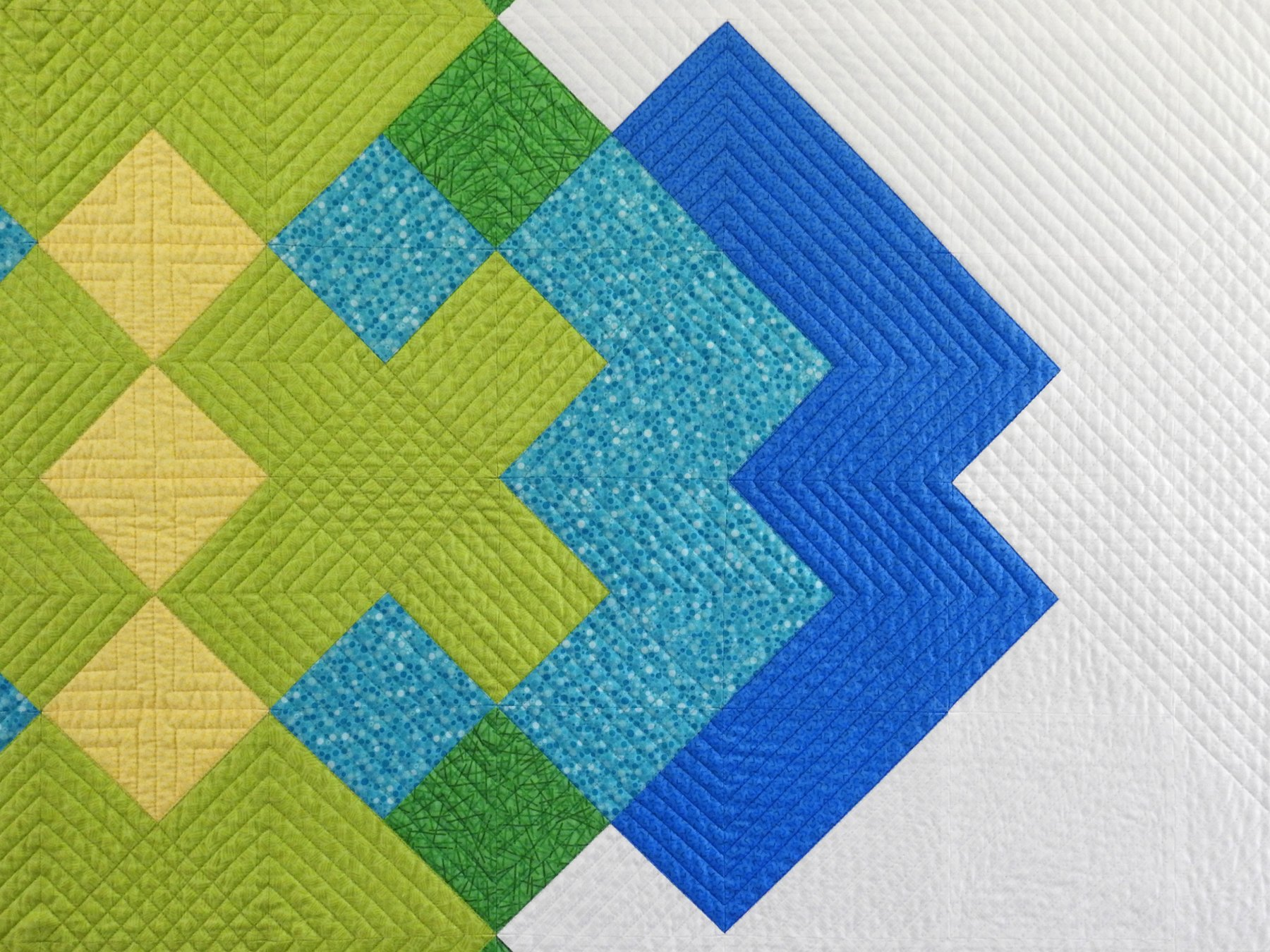 Planview - Quilting Detail