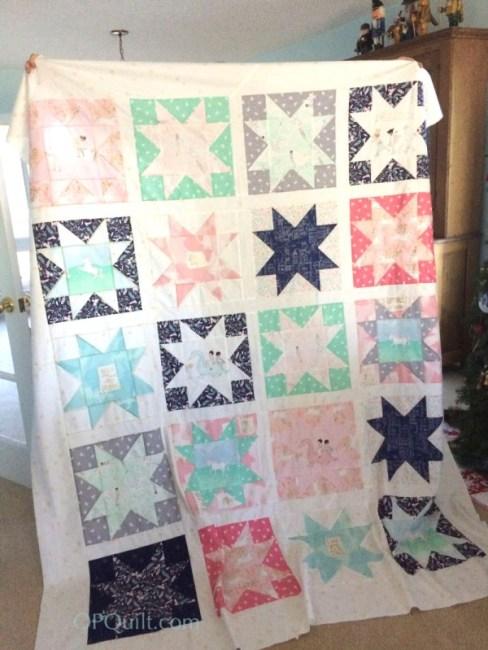 Magic Stars Quilt Pattern