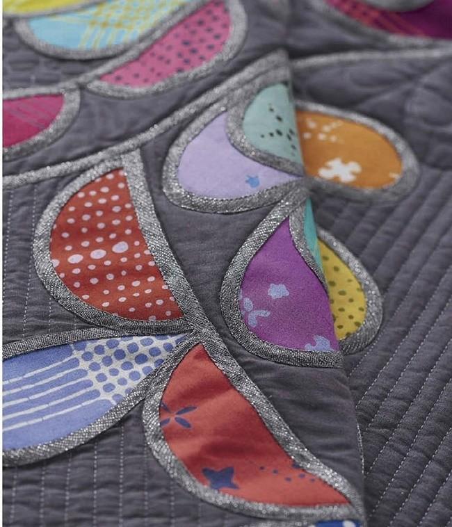Flourish Quilt Free Pattern