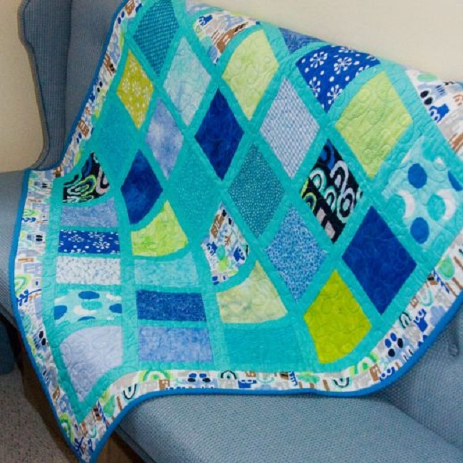 Baby Quilt Pattern free