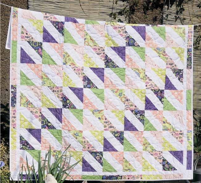 Patchwork Quilt Garden