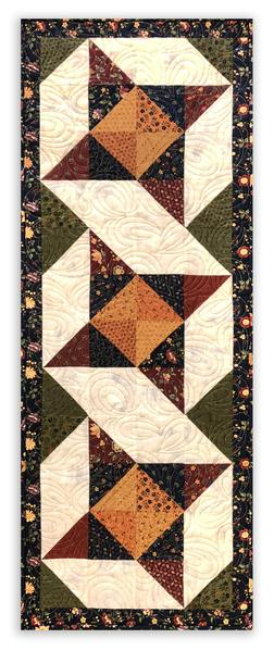 Table Runner Free Pattern by Jordan Fabrics