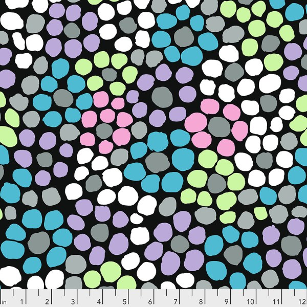 Kaffe Fassett Collective - Dots - Stone