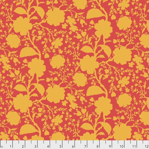 Tula Pink - True Colors - Wildflower - Snapdragon