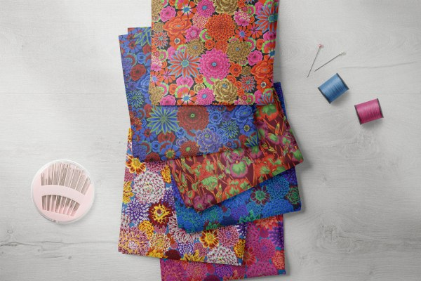 Kaffe Fassett Flowers Bundle