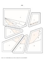 13 – Paper Pieced – Shofar-שופר