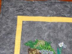 Landscape quilt detail 2