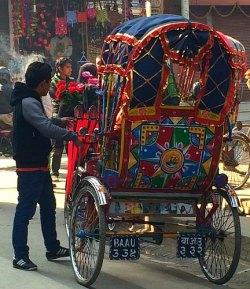 Bright Rickshaw