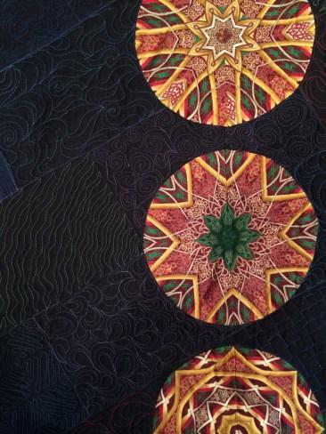 Kaleidoscope Path detail 2