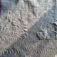 The Work Continues: Sweet Sixteen Nears the Quilting Finish