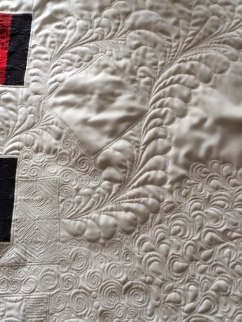 Sweet 16 quilting