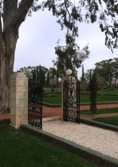 Bahji gate