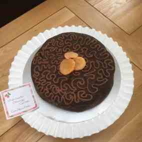 Gluten free Chocolate Orange