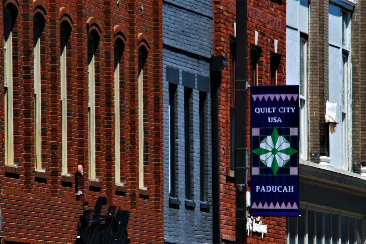 Pilgrimage to Paducah – My First Paducah Quilt Show Experience