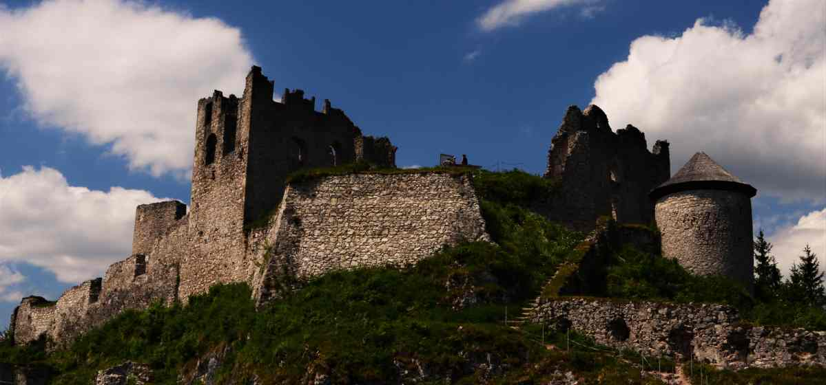 Reutte, Austria's Ehrenburg Castle – Ruins to Inspire the Imagination