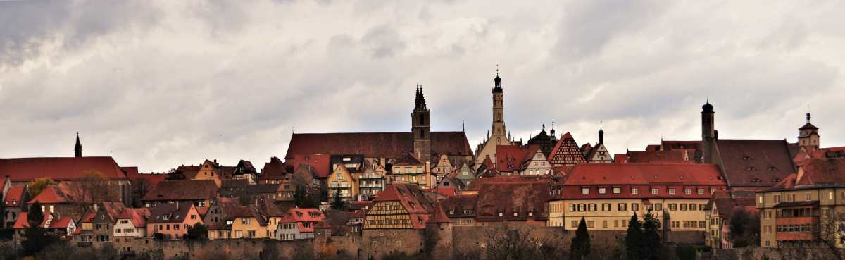 Romantic Rothenburg – A Town That's Just Too Cute