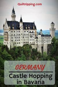 Experience the fairy tale castles in Germany's Bavaria region that inspired the Disney castles #germany #bavaria #neuschwanstein #linderhof #hohenscheangau #csastle