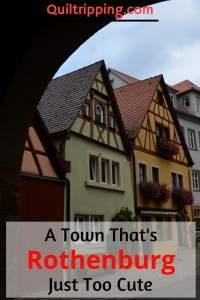 Experience Romantic Rothenburg ob der Tauber #germany #rothenburg #romanticroad