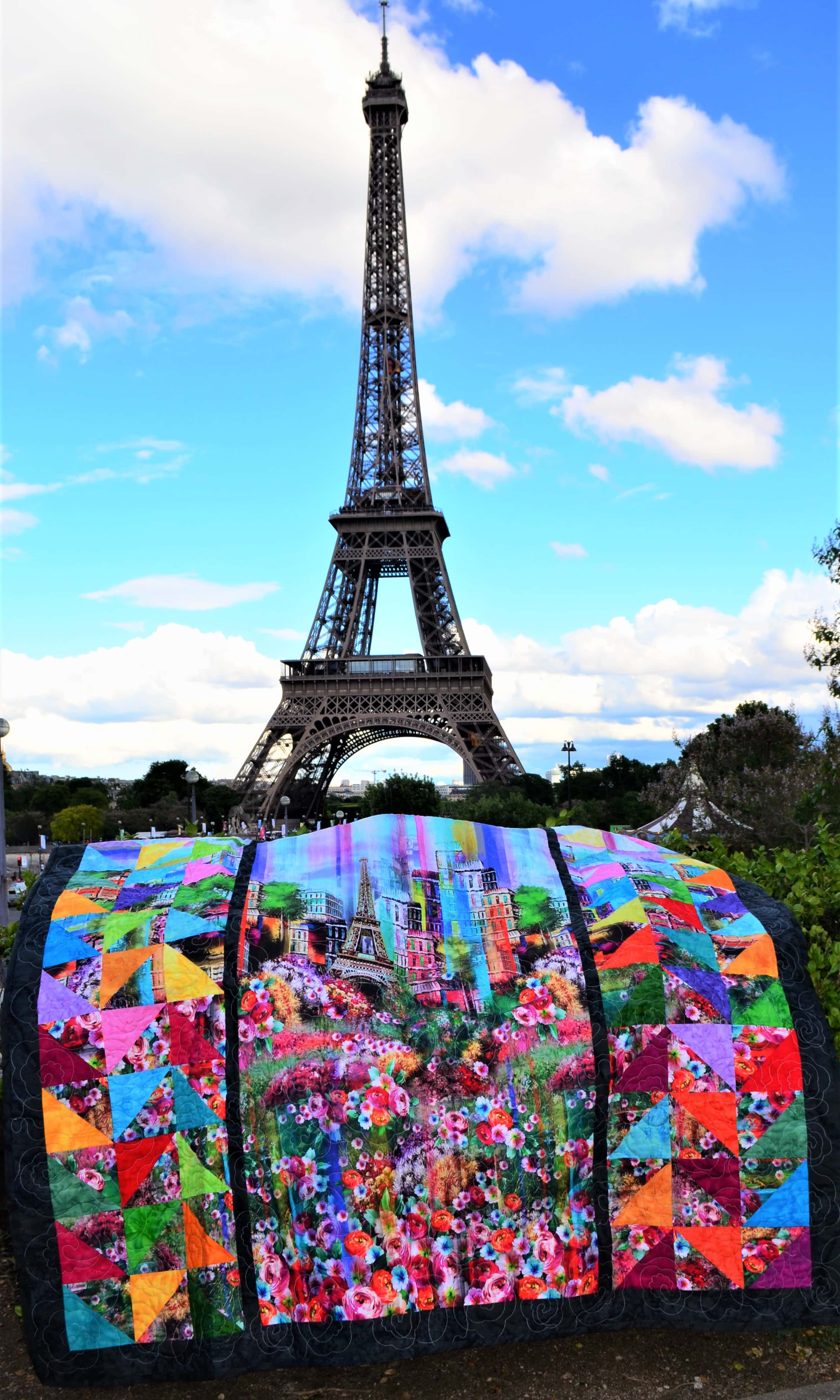"""Front of :I Love Paris in the Springtime"""""""
