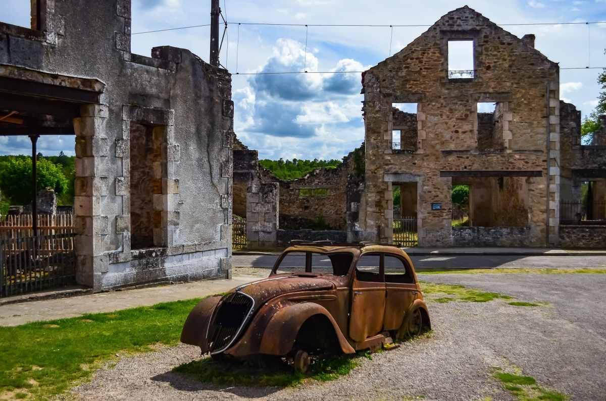 Visit Oradour-sur-Glane – a Memorial that Should Never be Forgotten