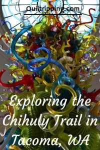 The Chihuly Trail in Tacoma WA #chihuly #cihihulytrailtacoma #chihulytrail