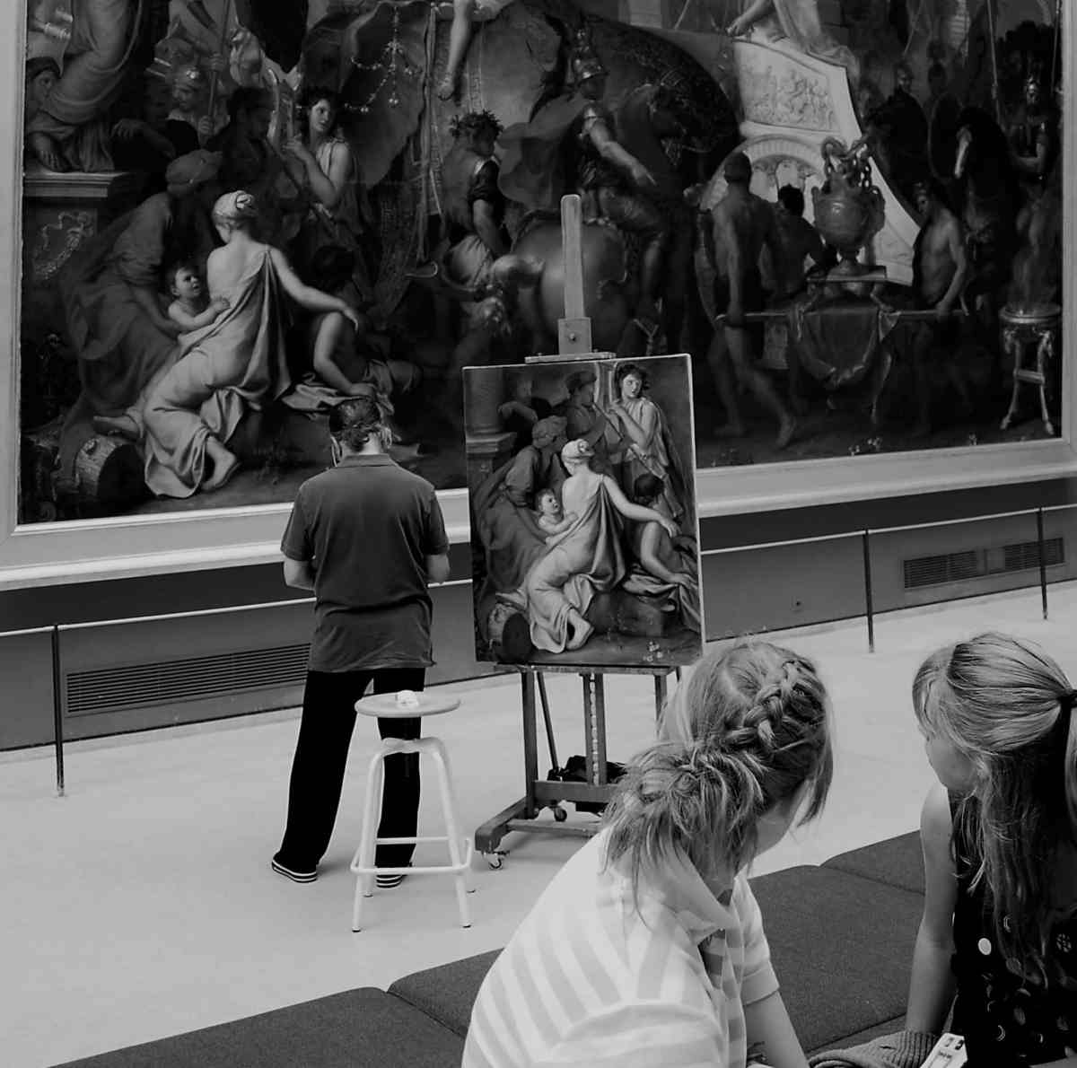 Photo Essay: The Louvre as Art