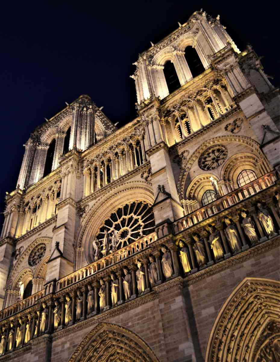 Paris Churches - Gothic at its Best
