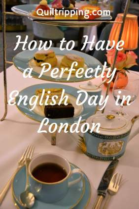 English day in London